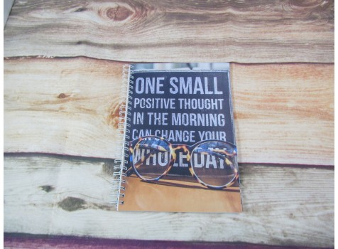 One Small Positive Thought Planner