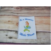 Be A Mermaid Make Waves Planner