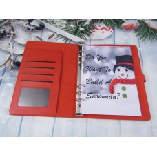 Do You Want To Build A Snowman Organiser