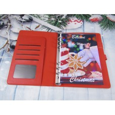 Believe In The Magic Of Christmas Organiser