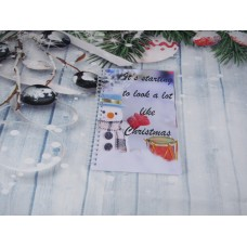 It's Starting To Look A Lot Like Christmas Planner