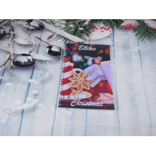 Believe In The Magic Of Christmas Planner