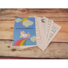 Born To Ride Unicorns Inserts