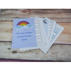 Count Your Rainbows Inserts